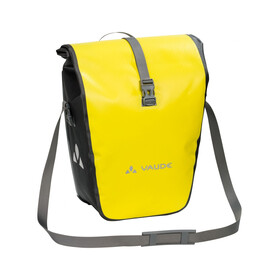 VAUDE Aqua Back Cykeltaske Single gul/sort
